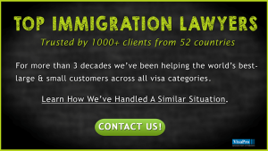 Hire Top Immigration Lawyers Trusted By 1000+ Clients From 52 Countries.