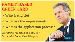 USCIS Family Based Green Card Process And Requirements.
