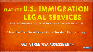 Get Flat-Fee Immigration Legal Services From The Best Immigration Lawyers In USA.