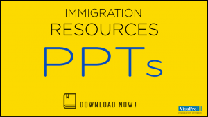 Watch The Latest Immigration Powerpoint Presentations.