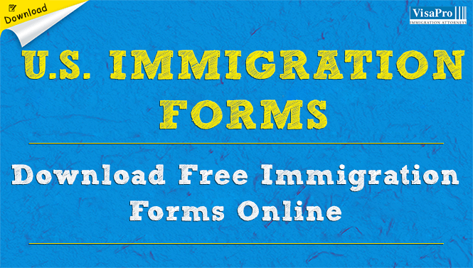 US Immigration Forms - Download For Free
