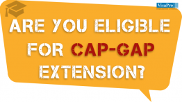 Are You Eligble For H1B Cap Gap Extension.