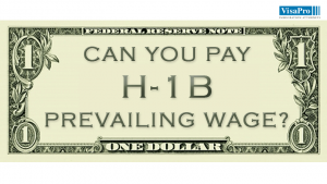 Determine Employer's Ability To Pay H1B Prevailing Wage.