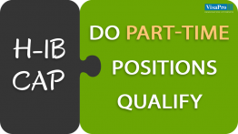 Can A Part Time Position Qualify For H1B Cap?