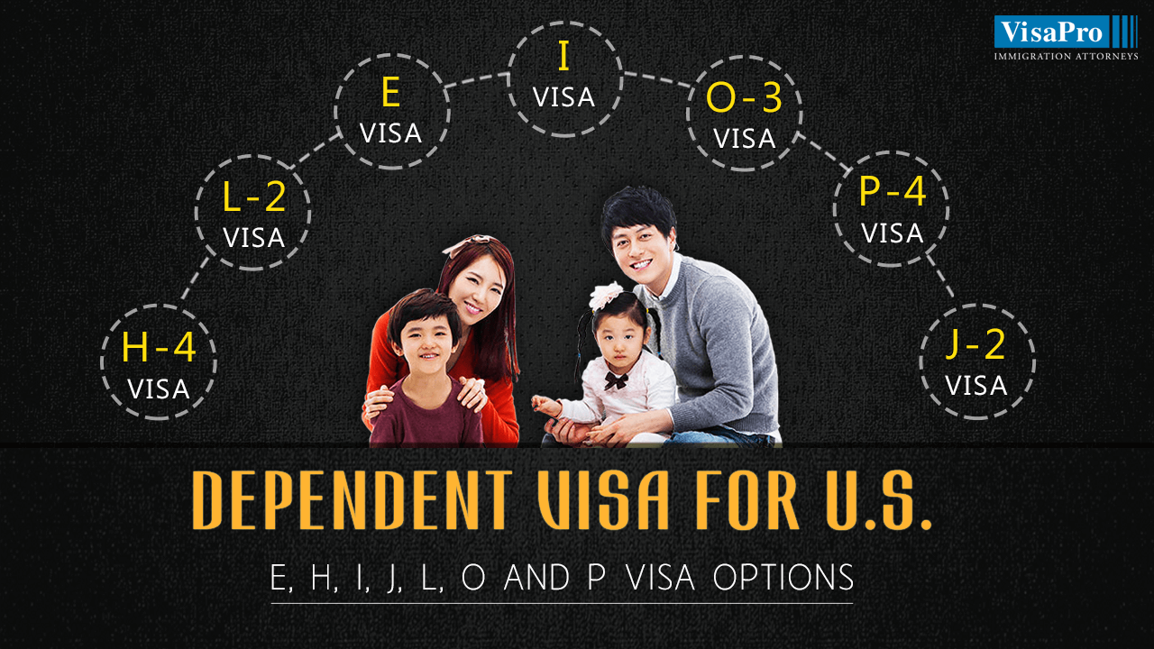 How To Get Dependent Visa For USA