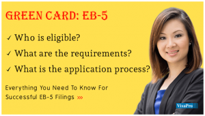 EB5 Green Card Application Process And Documents Checklist.