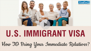 How To Bring Your Immediate Relatives To US on Immigrant Visa?