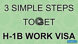 How To Get A Work Visa For USA.