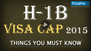 Learn All About H1B Cap 2015 Filling Strategy.