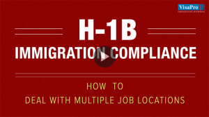 All About H1B Immigration Compliance.