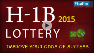 Improve Your Odds Of Success In H1B Lottery 2015.