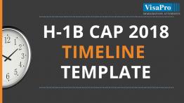 Download H1B Visa 2018 Timeline Templates.