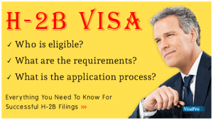 H2B Visa Requirements For Seasonal Workers.