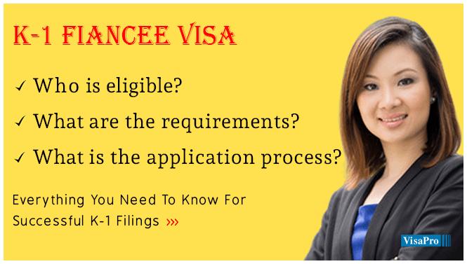 K1 Visa Application Process, Documents And Applying For K1 Visa