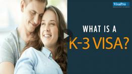 What Is A K3 Visa?