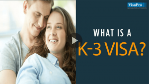 What Is A K3 Visa?