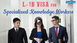 All About L1B Visa For Specialized Knowledge Workers.