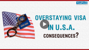 Do You Know The Consequences of Overstaying A Visa In The US?