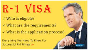 US R1 Visa Requirements And Procedures.