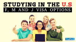 Visa Options For Studying In America.