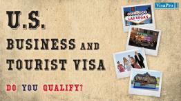 How To Apply For Business Tourist Visa USA.