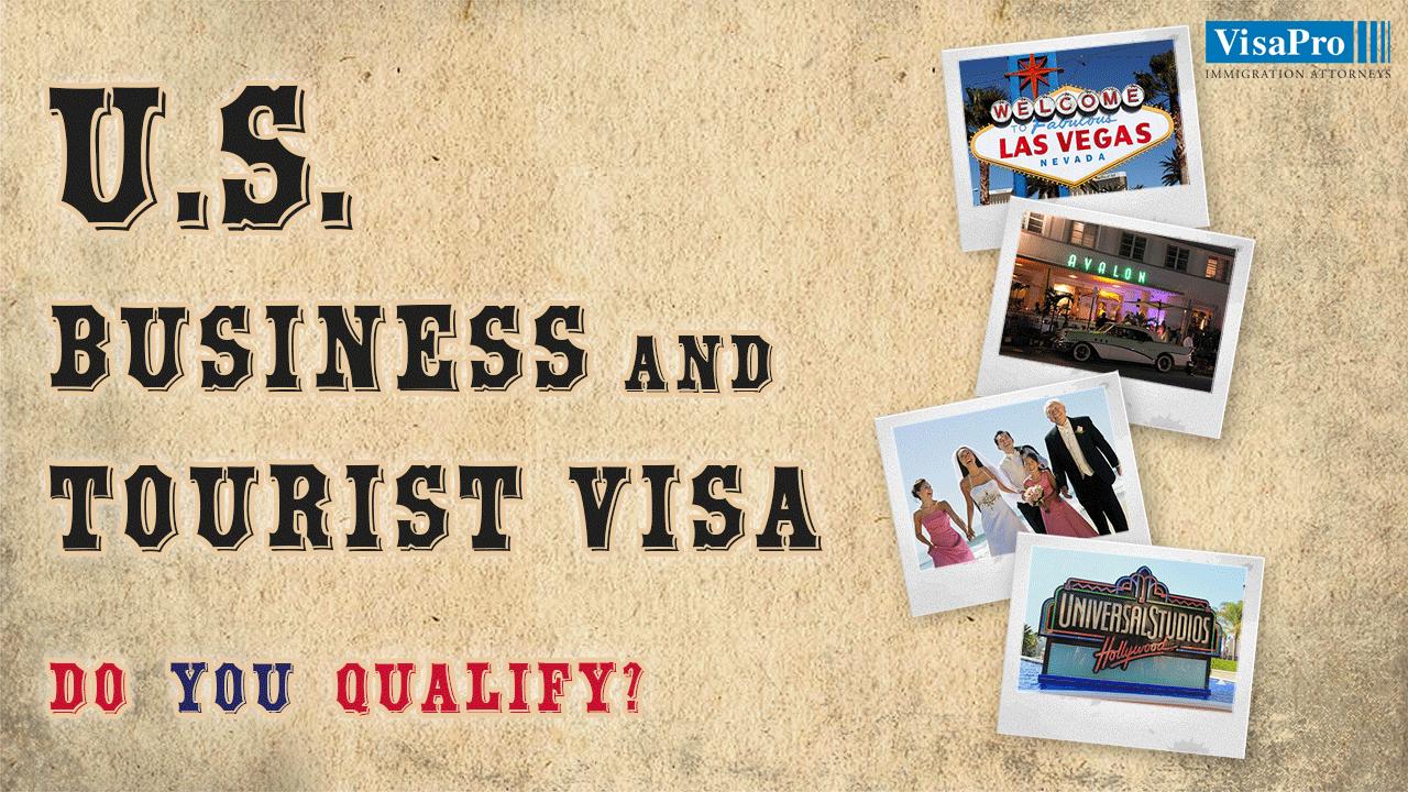 How To Apply For Business Tourist Visa USA