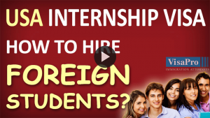Learn All About Internships In America For International Students.