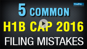 How To Overcome The 2015 H1B Cap Filing Mistakes.