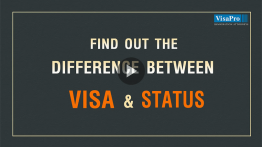 What Is The Difference Between Visa and Status.
