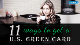 11 Ways To Get A Green Card In The USA.