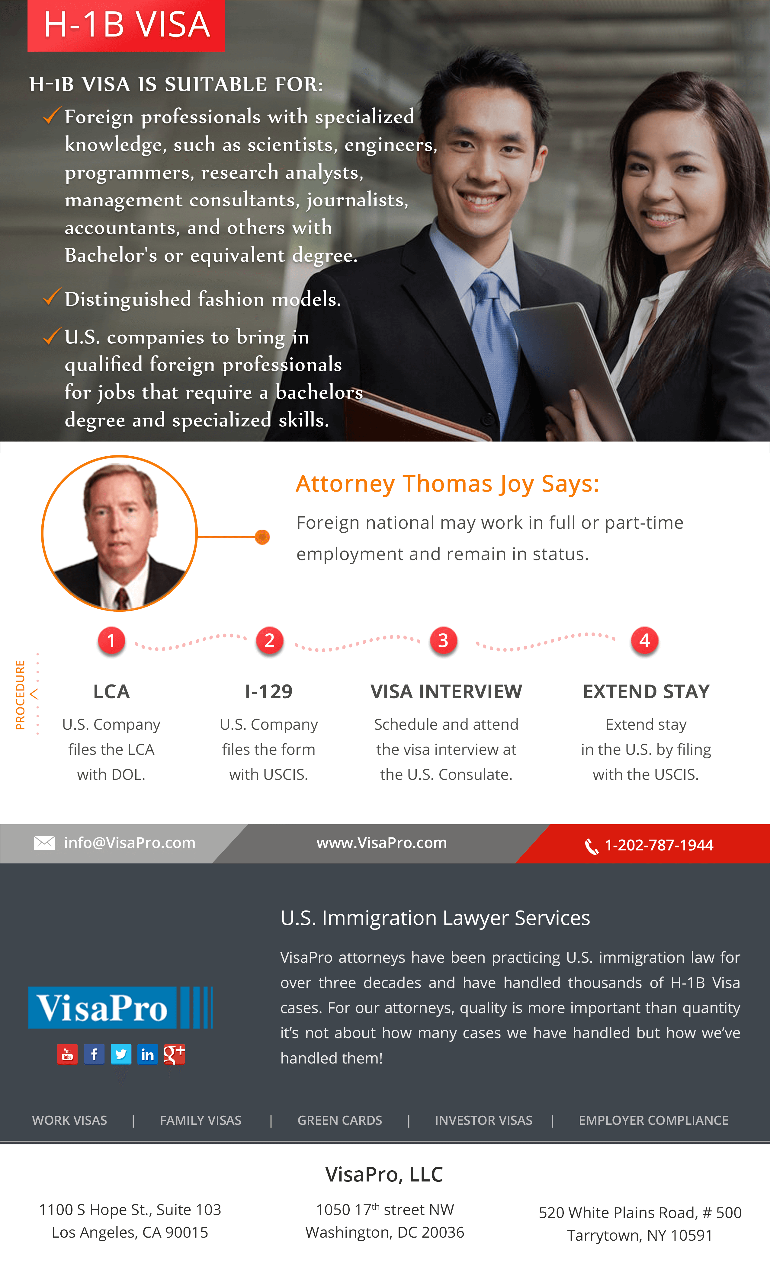 What Is A H1B Visa? How to get started