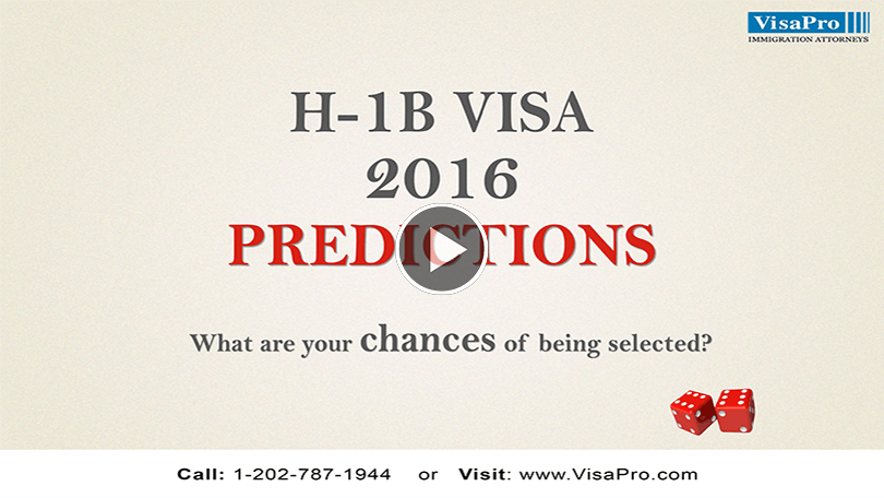 Learn All About H1B Visa 2016 Predictions.