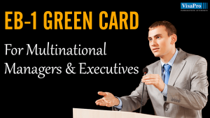 EB1C Green Card Requirements