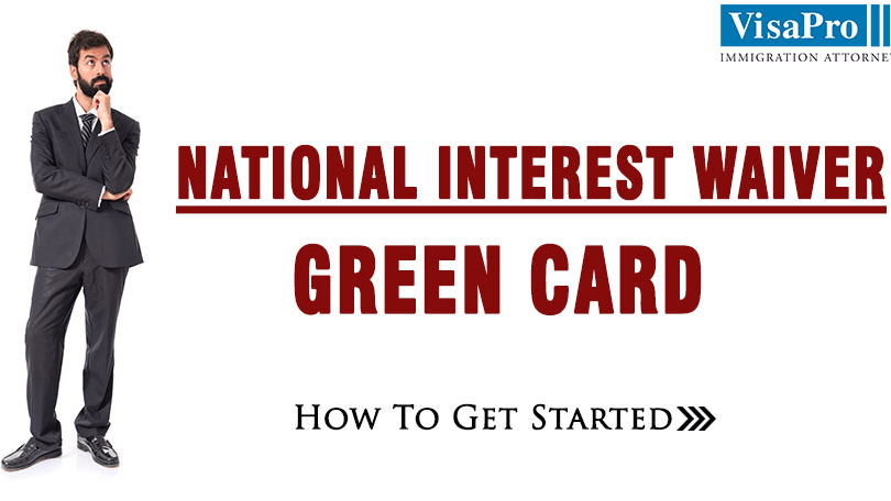 All About EB2 NIW Green Card Process.