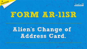 Download AR-11SR Change of Address Card Instructions.