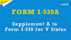 Download Free USCIS Form I-539A Instructions.
