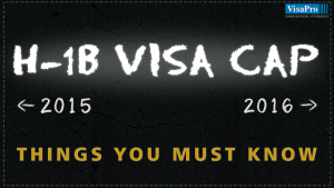 H1B Visa 2015: All About It