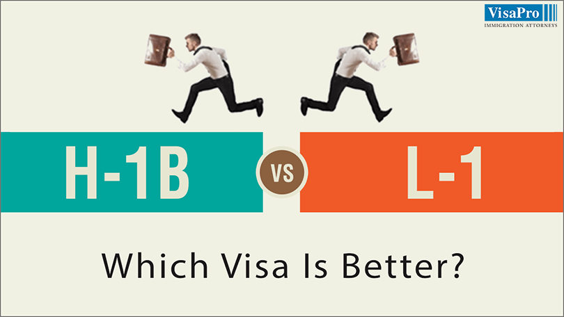 H1B vs L1 Visas