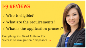 What Are The Documents Required For I-9 Verification.