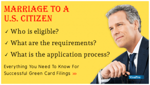 Steps To Become A US Citizen Through Marriage.