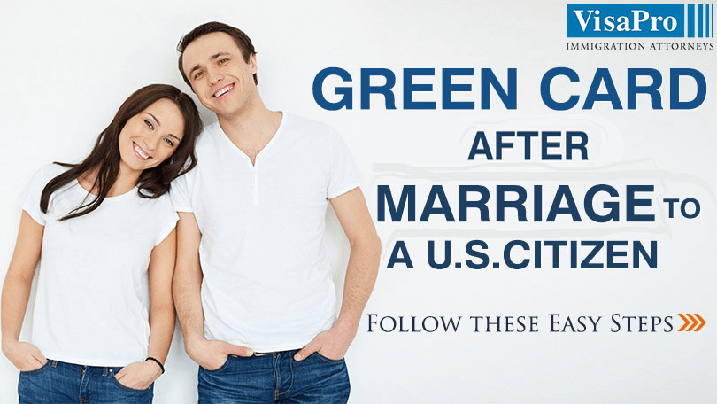 Know How To Become A US Citizen By Marriage?
