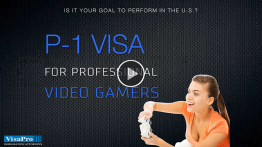 How To Obtain P1 Visa To Perform In USA?
