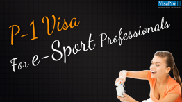 P1 Visa Requirements For Professional Video Game Player