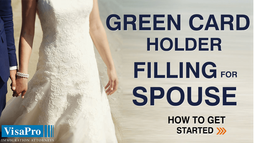 How To Get Green Card For Spouse Of Permanent Resident?