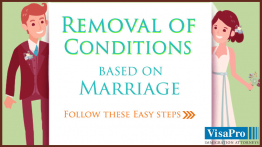 How Can You Remove Conditions Based On Marriage?