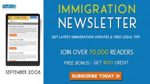 Get September 2008 US Immigration Updates.