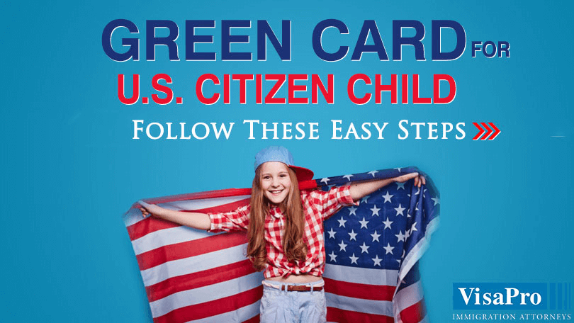 U.S. Green Card For Child Born Outside US To US Citizen.