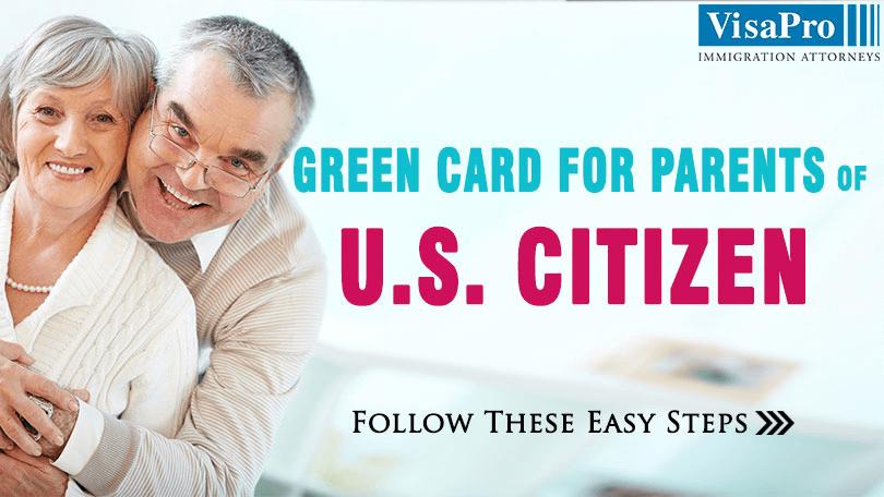 Can A U.S. Citizen Child Sponsor Parent?