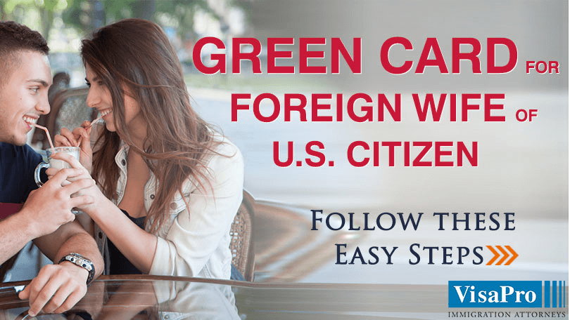 How To Apply Green Card For Spouse Of US Citizen?