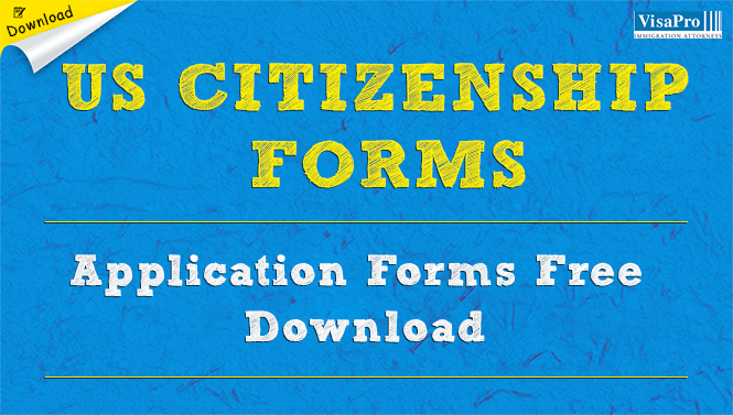 us citizenship forms application forms free download